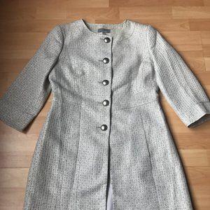 Silver Topcoat